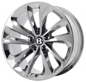 BENTLEY BENTAYGA Wheel Rim